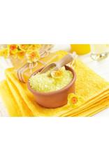 Body & Soap Grof badzout 1000 gram (Geel) - Body & Soap