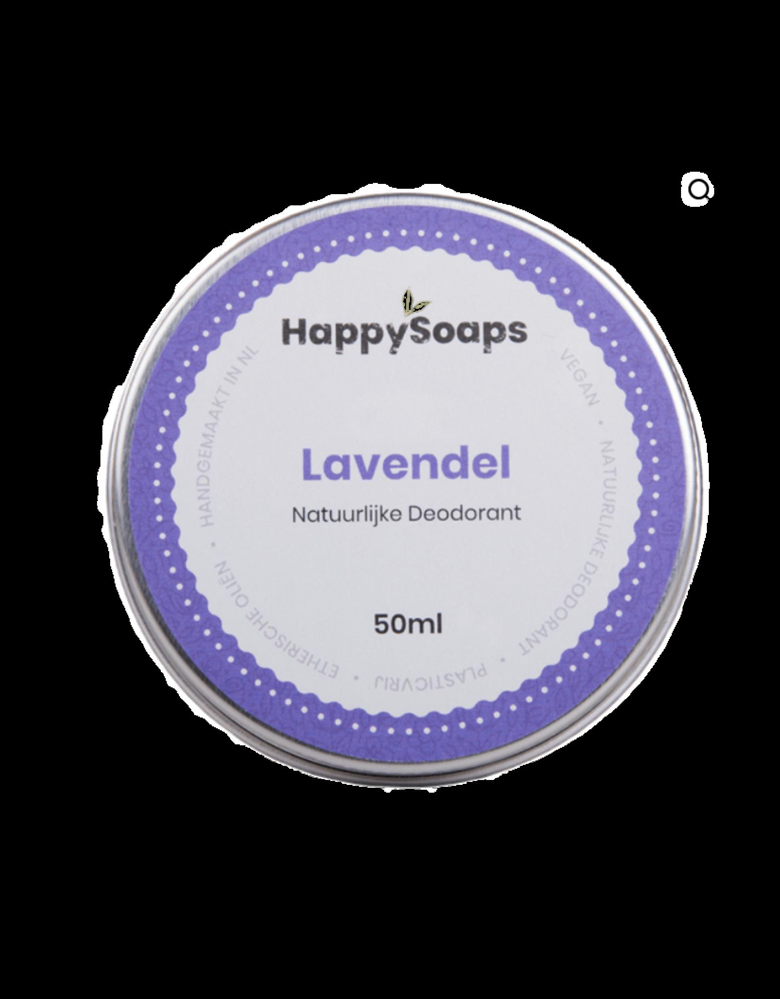 Natuurlijke Deodorant Lavendel - Body & Soap