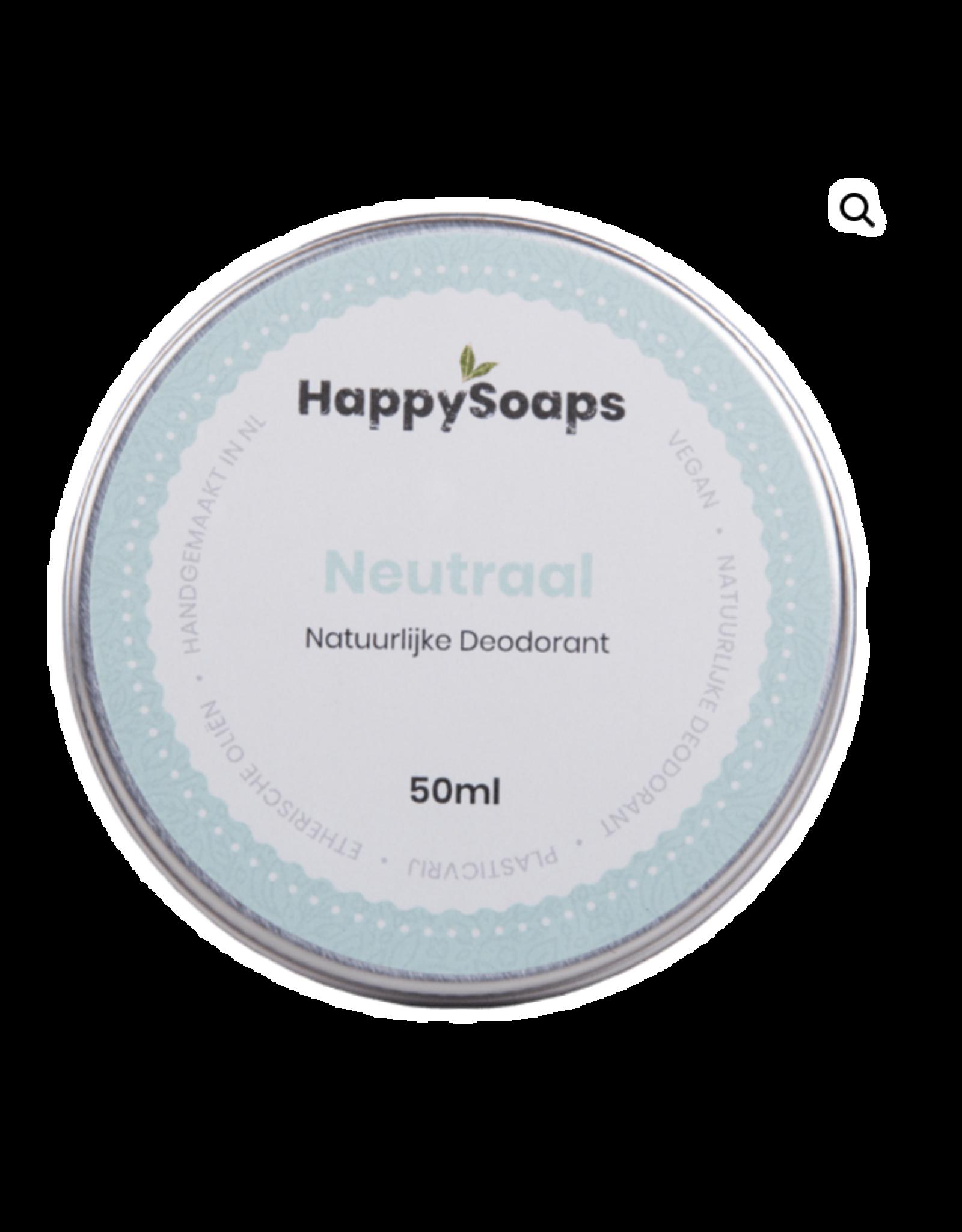 Natuurlijke Deodorant Neutraal- Body & Soap