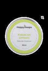 Natuurlijke Deodorant Kokos en Limoen - Body & Soap