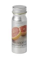 GreenLand Massage Oil Grapefruit Ginger 120ml - Body & Soap
