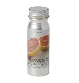 GreenLand Massage Oil Grapefruit Ginger 120ml
