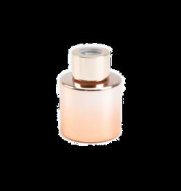 Body & Soap Geurpotje roze/roze dop