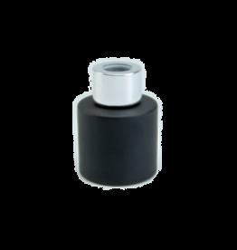 Body & Soap Geurpotje zwart/zilveren dop