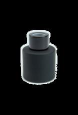 Body & Soap Geurpotje zwart/ziwarte dop  - Body & Soap