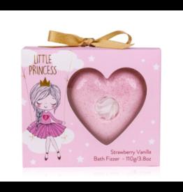 LITTLE PRINCESS fizzer/bruishart 110g in gift box
