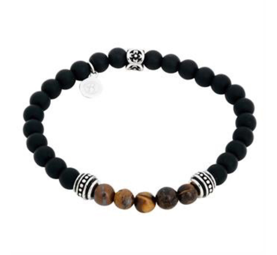 Bracelet black/brown