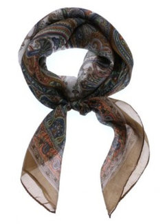 Bitavant Scarf - Brown