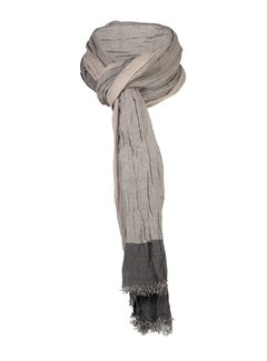 Lindbergh Woven scarf-Grey