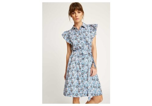 People Tree V&A Grafton Frill klänning