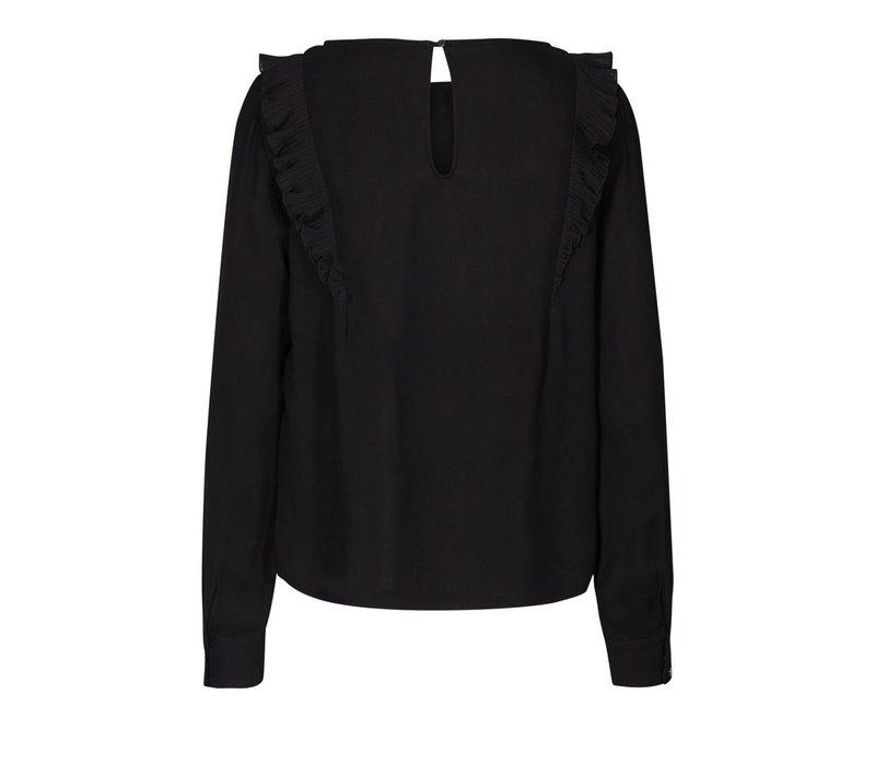 Carolyn long sleeved blouse