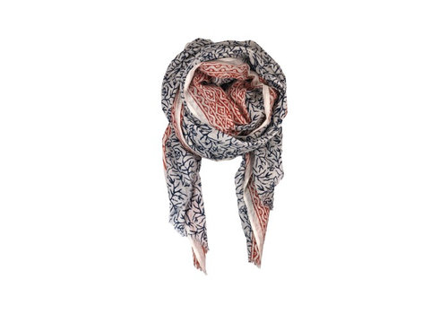 Black Colour Capri scarf