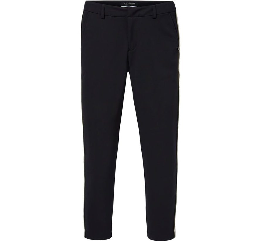 Tailored Side A Pants Maison Scotch Contrast Stretch Panel With 4qnpwz