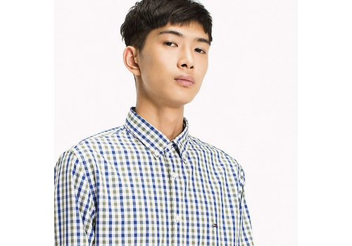Tommy Hilfiger SMALL MULTICOLORED CHECK SHIRT