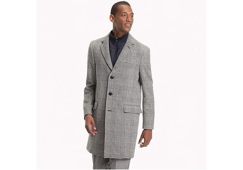 Tommy Hilfiger PRINCE OF WALES CHECK JACKET