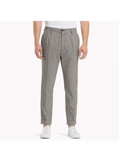 Tommy Hilfiger CHECK CROPPED FIT TROUSERS