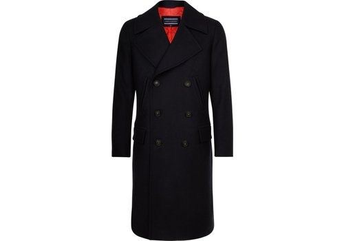 Tommy Hilfiger LONG DOUBLE-BREASTED COAT