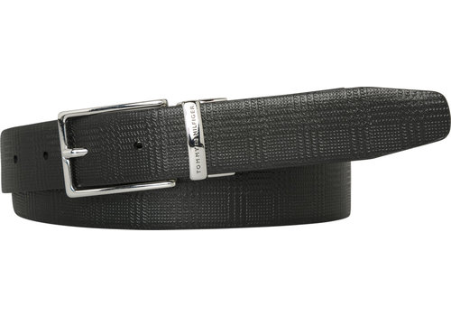 Tommy Hilfiger MINI CHECK REVERSIBLE BELT