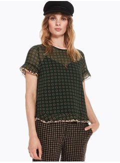 Scotch & Soda Top mit Print-Mix