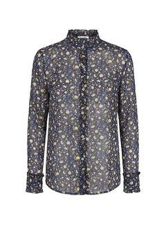 Co'Couture Marigold flower blus