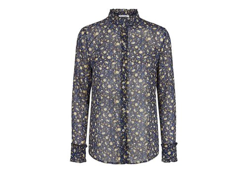 Co'Couture Marigold flower bluse