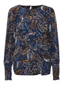 Soaked In Luxury Rosylee Blouse LS