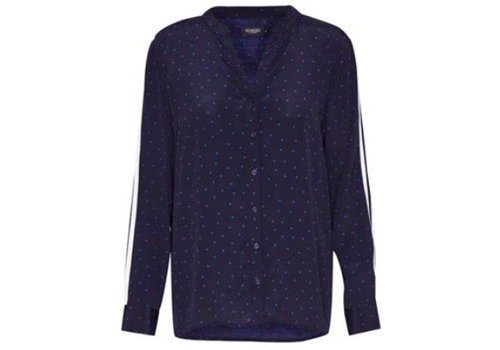 Soaked In Luxury Oda Shirt LS