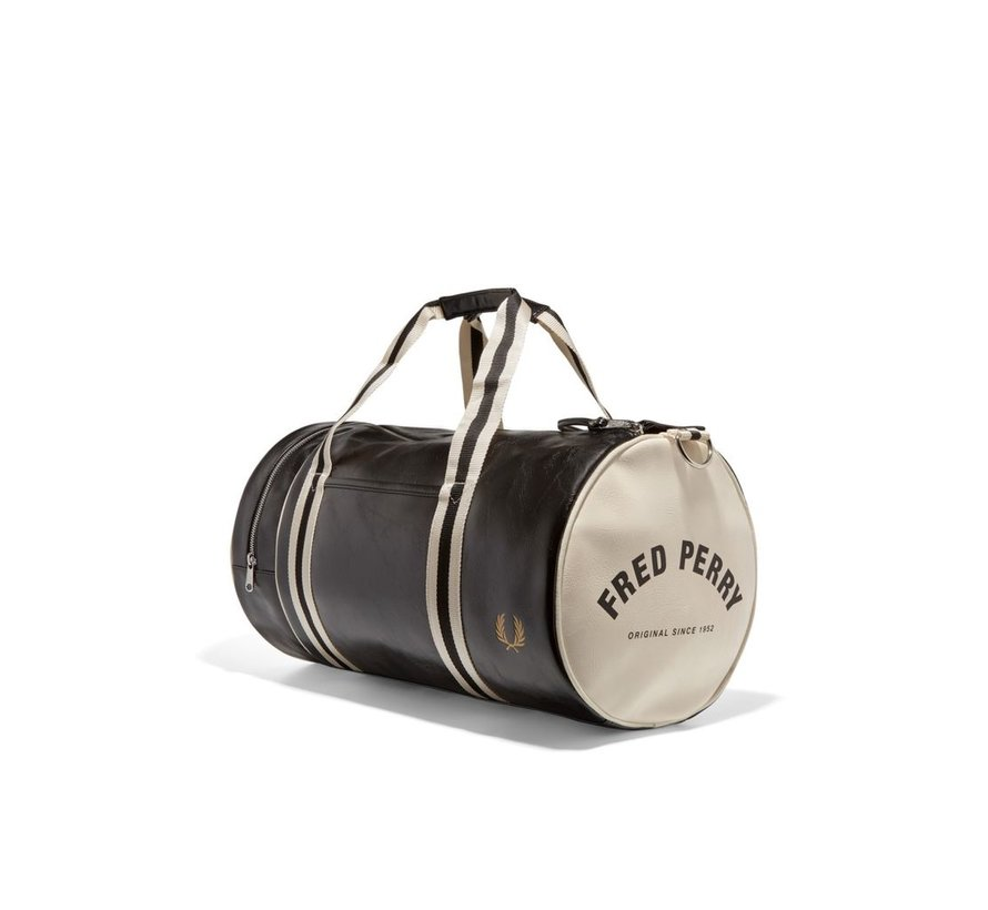 Classic Barrel Bag