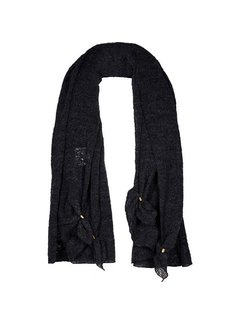 NÜ Scarf Anthracite grey
