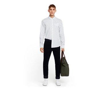 Scotch & Soda Overhemd met borstzak  Regular fit