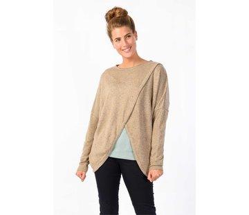 Skunkfunk Gazeta Sweater