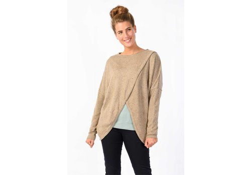 Skunkfunk Gazeta Sweater