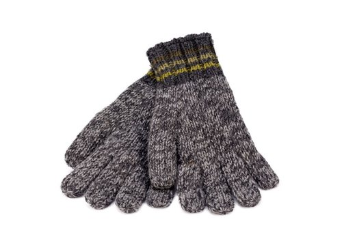 Kusan Finger Gloves w/Fleece Lining