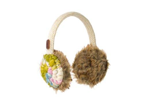 Kusan Uneven Yarn SP Pull On Earmuffs