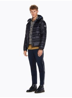 Scotch & Soda Chaqueta puffer de nylon