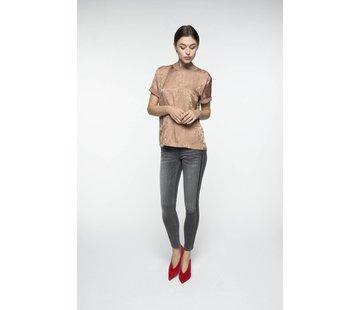 YAYA Fancy 5-pocket skinny jeans in vintag