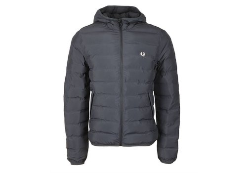 Fred Perry Insulated Hooded Brentham jacket