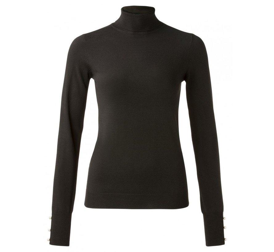 Classic turtleneck sweater