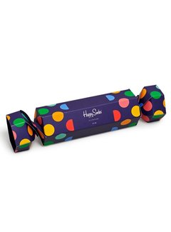 Happy Socks Big Dot Cracker Gift Box