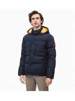 Calvin Klein Daunenjacke mit Kapuze
