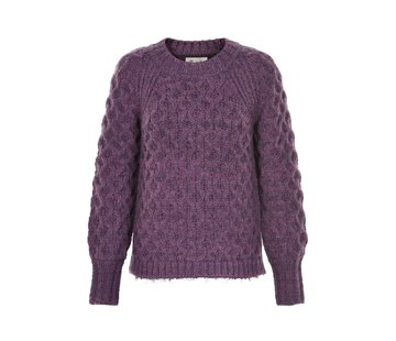 And Less Carmela Pullover