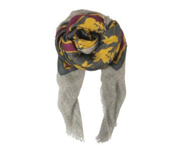 Black Colour QUENIE deluxe scarf