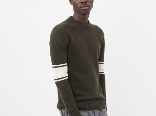 Minimum Borg knitwear