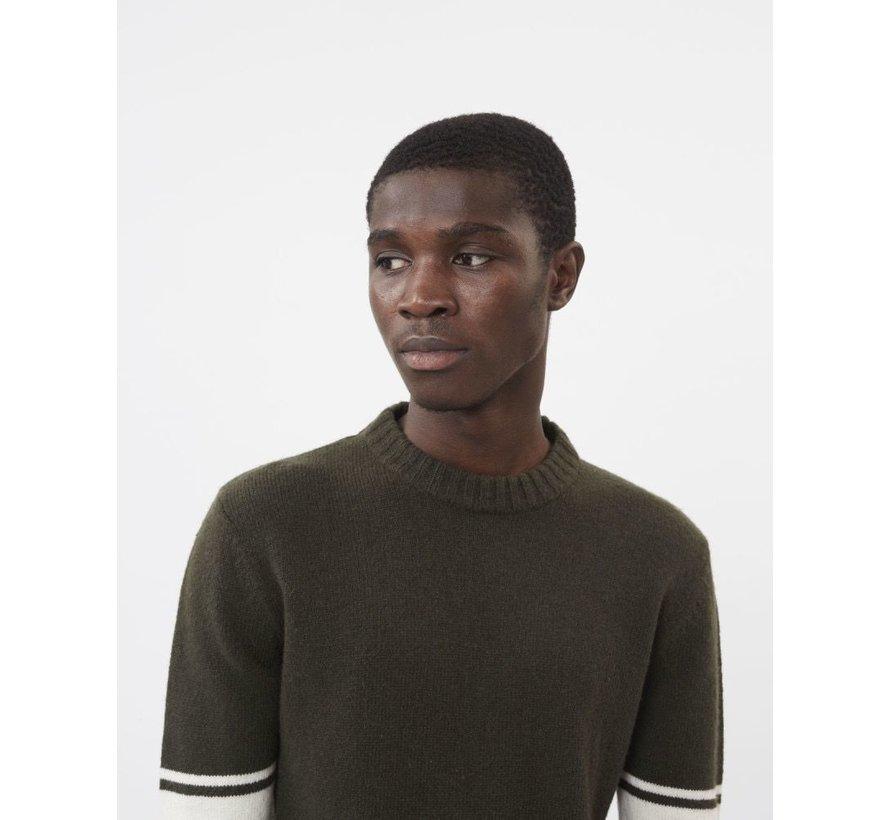 Borg knitwear