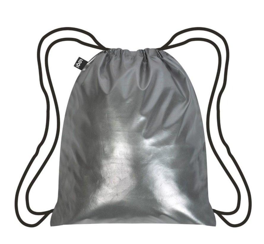 Backpack Metallic Matt Silver