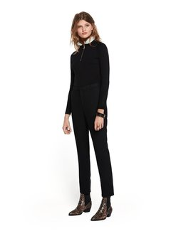YAYA Clean Loose Fit Trousers