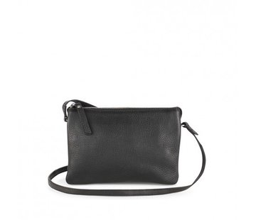 Markberg Vera Crossbody Bag, Grain Black