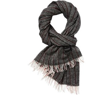 Scotch & Soda Herringbone Scarf