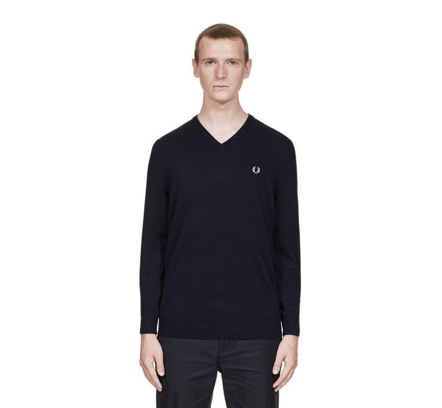 Classic V/N Sweater