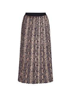 Co'Couture falda Snake Plisse